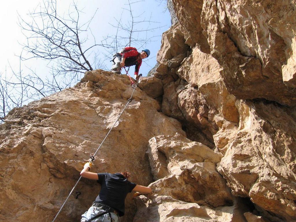 20061209Ferrata Montalbano - 23 Aprile 2006 - 01