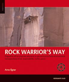 La copertina di Rock Warrior's Way